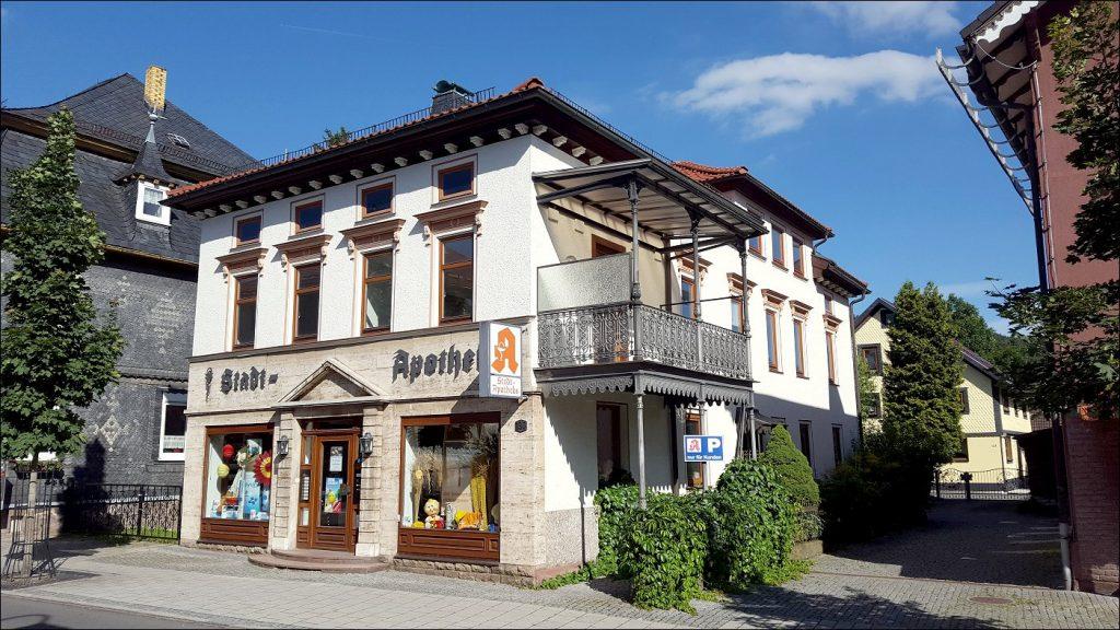 Stadtapotheke Steinbach-Hallenberg